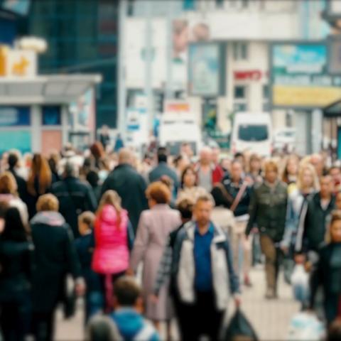 Walking People (Screenshot)0