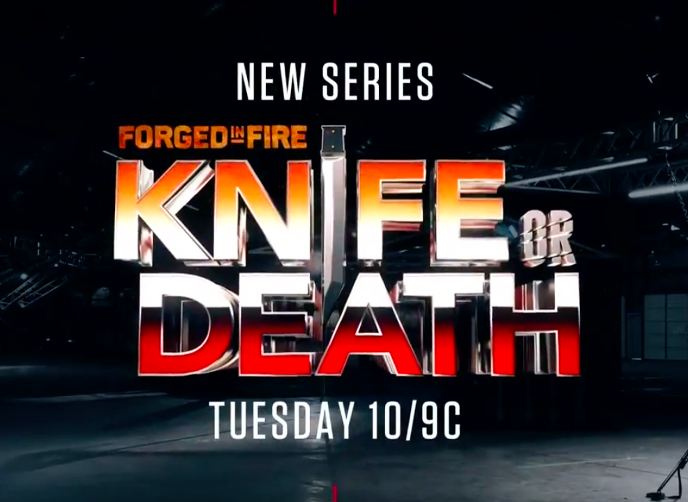 Jason Johnson on Forged in Fire Knife or Death_still